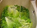 Salade de batavia et riz - 7.1