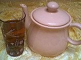Recette Verre de thé à la menthe