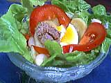 rillette : Coupe de salade jardin