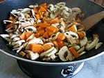 Purée de champignons aux patates douces - 4.1