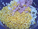 Salade de riz au thon - 11.2