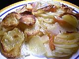 Image : Tian de pommes de terre et tomates