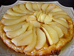 Photo : Tatin de poires