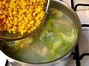 Potage aux poivrons et maïs - 8.2