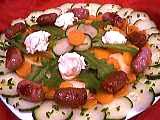 Image : Salade aux pissenlits