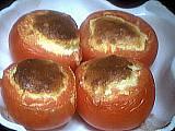tomates soufflées au fromage