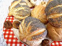 figue sèche : Petits pains aux figues sèches