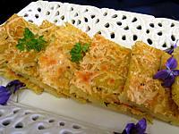 Recette Assiette de polenta