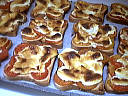 Tartines au fromage - 4.2