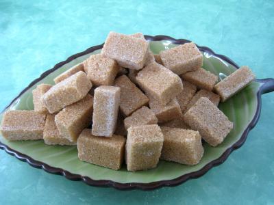 sucre morceaux