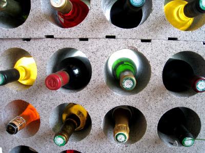 Photo : Garde des vins (durée de conservation)