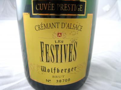 Photo : Crémant d'Alsace