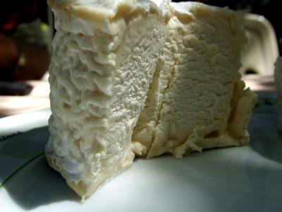 Photo : Fromage chaource