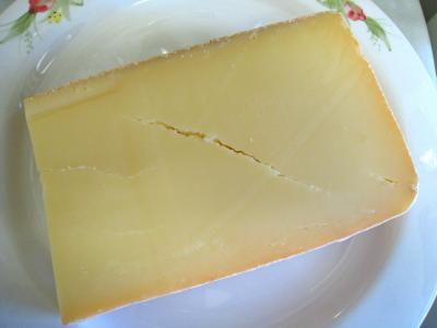 Photo : Fromage gruyère
