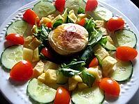 Salade de Rocamadour