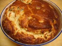 Soufflé au Roquefort