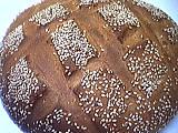 Cuisson du pain sésame