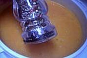Velouté de tomates et de chou - 7.3