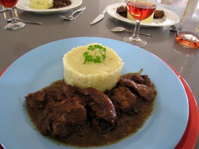 Image : recette Civet de sanglier façon Corse