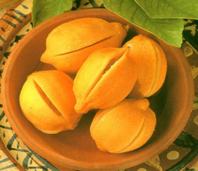 Photo : citrons confits