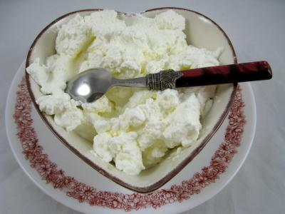 Image : recette Chantilly