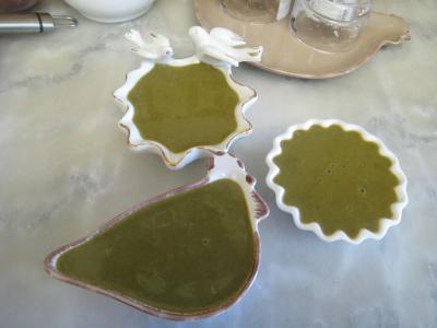 Image : recette Sauce verte pour poisson