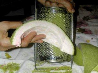 Ecorces de pomélos ou pamplemousses confits - 3.3
