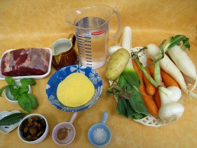 jarret de boeuf en pot au feu supertoinette la cuisine facile
