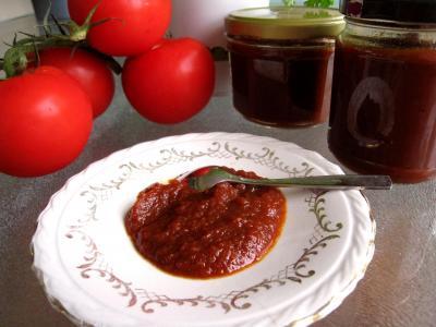 Recette Sauce ketchup aux épices