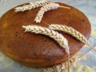pain à la semoule