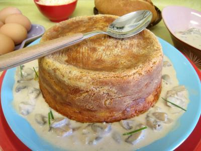 pudding mozzarella