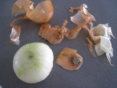 Cari de crevettes et courgettes