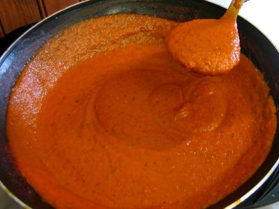 Sauce tomates pour pizza - 6.1