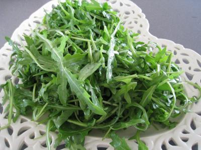 Photo : Salade roquette