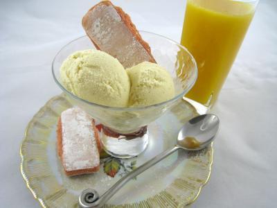 Cuisine diabétique : Coupe de glace à la vanille pour diabétique