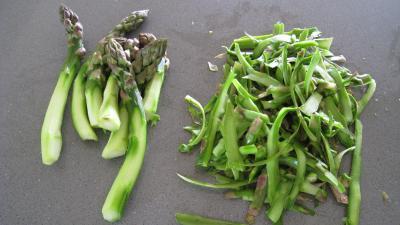Verrines aux asperges et au mascarpone - 2.2