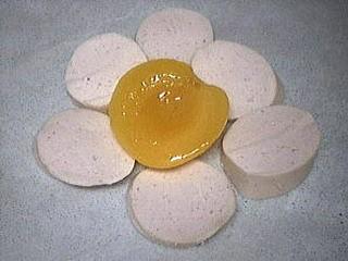 Aumônières d'abricots au boudin blanc - 2.1