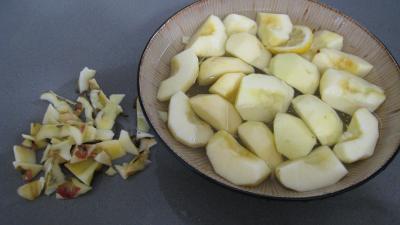 Crumble aux pommes - 2.3