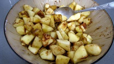 Crumble aux pommes - 4.1