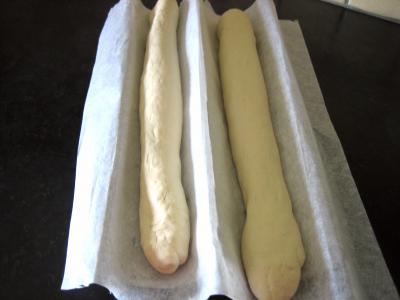 Baguettes de pain - 9.3