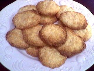 Biscuits à la crème