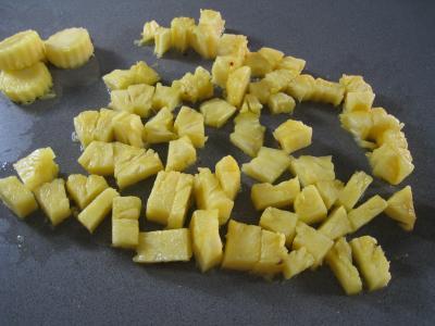 Sorbet aux kiwis et sa crème à l'ananas - 2.2