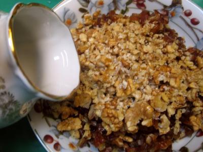 Bouchées feuilletées aux dattes et aux noix - 3.2