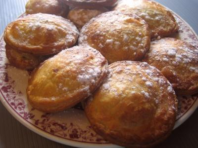 Bouchées feuilletées aux dattes et aux noix - 8.2