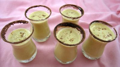 Recette Verres de boisson  la cannelle