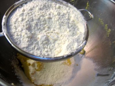 Cake sucré aux courgettes - 8.4