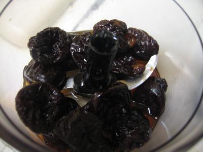 Bouchées aux pruneaux et à la crème au jus de café - 2.3