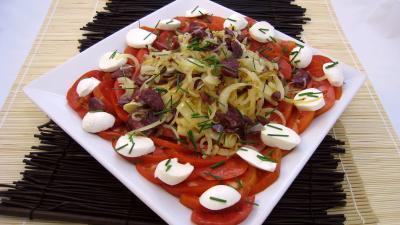 vinaigrette au gingembre : Salade Pique-nique