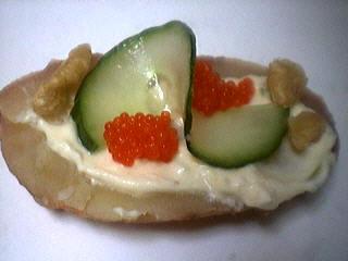 Canapés aux pommes de terre - 8.3