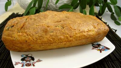 Image : Plat de cake au thon